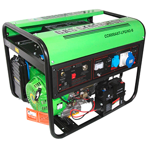 Газовый генератор Green Power CC3000 NG/LPG/220 (3 кВт)